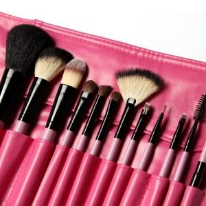 Professional Face Brush/Makeup Brush/Colorful Dust Brush