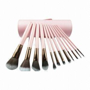 Wholesale makeup brush small make up brush single right angle powder brush
