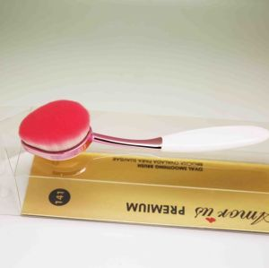 oval professional makeup brushes