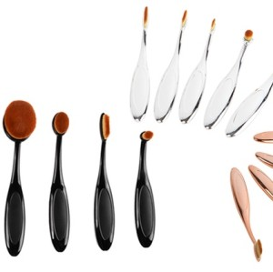 free shipping New Arrival make up brush Tooth Brush Style Oval makeup brush