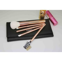 10pcs Wooden Handle Synthetic Hair Cheap Makeup Brush Set Wholesale