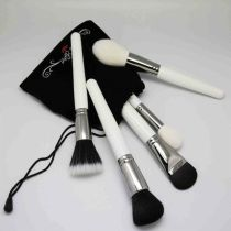 Hot Sale High Quality Low Price All Kinds Of Oval Makeup Brush Set 10Pcs
