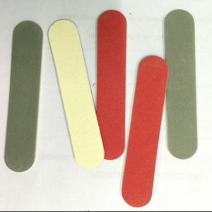 Professional nail file manufacturer,, Mini nail file 100/180