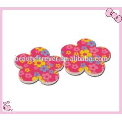 Cute flower design nail file, custom design nail file