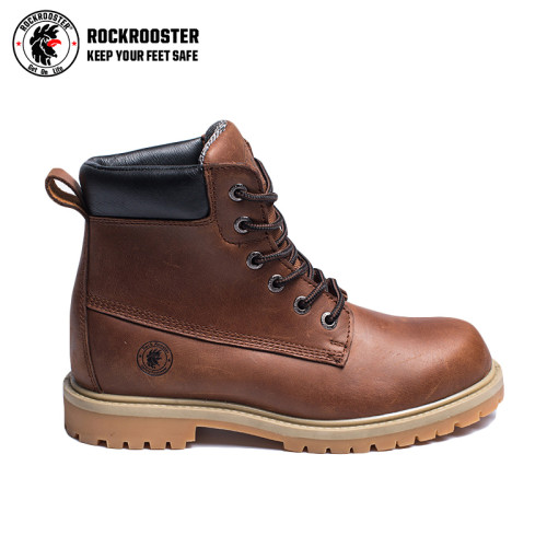 BADGER---ROCKROOSTER AT Series Hiking boots
