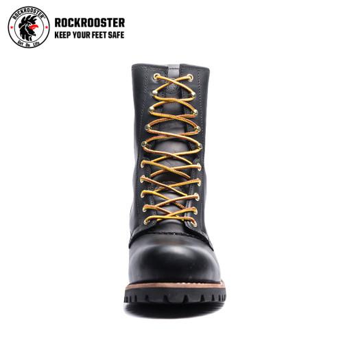 LUMBER---ROCKROOSTER AP SERIES MEN'S LOGGER BOOTS