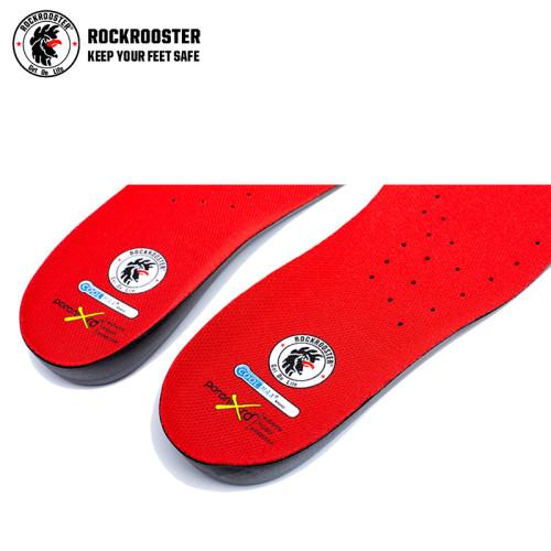 ROCKROOSTER PU footbed