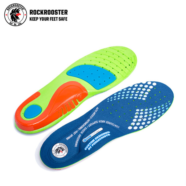 ROCKROOSTER anti-futigue PU footbed