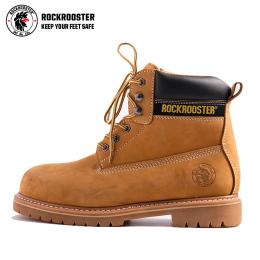 Pluton Rockrooster Ap Series Men S Work Boots With Steel Toe Cap