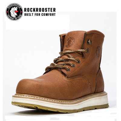 ROBERTA---ROCKROOSTER AP SERIES MEN'S WORK BOOTS