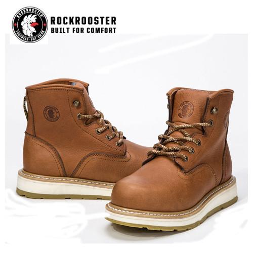 ROBERTA---ROCKROOSTER AP SERIES MEN'S WORK BOOTS