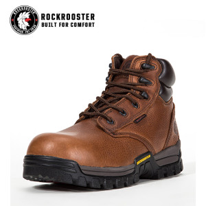 CHESTER---ROCKROOSTER AT SERIES MEN'S HIKING SAFETY BOOTS WITH CARBON COMPOSITE TOECAP