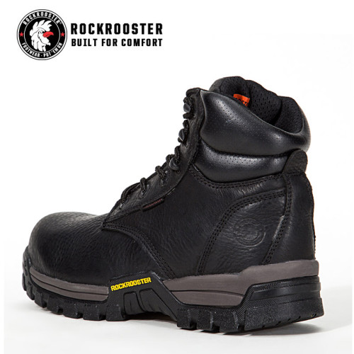 AVINGER---ROCKROOSTER AT SERIES MEN'S HIKING SAFETY BOOTS WITH CARBON COMPOSITE TOECAP