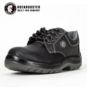 DECKER---ROCKROOSTER AC Series Men's work shoes Lace up shoes with steel toe cap