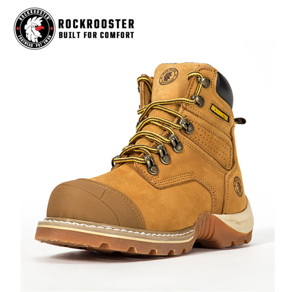 PADDINGTON---ROCKROOSTER AP Series Men's work boots Lace up boots with composite toe cap