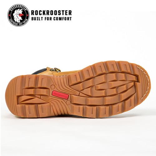 PADDINGTON---ROCKROOSTER AP Series Men's work boots Lace up boots with composite toe cap