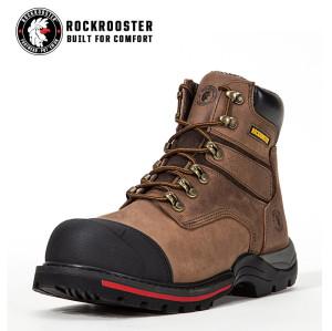 REDINGTON---ROCKROOSTER AP Series Men's work boots Lace up boots with composite toe cap