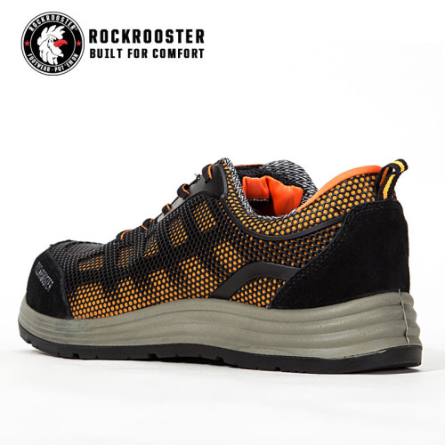 GAYDON-ROCKROOSTER AU SERIES KPU safety footwear with composite tole and COOLMAX linging