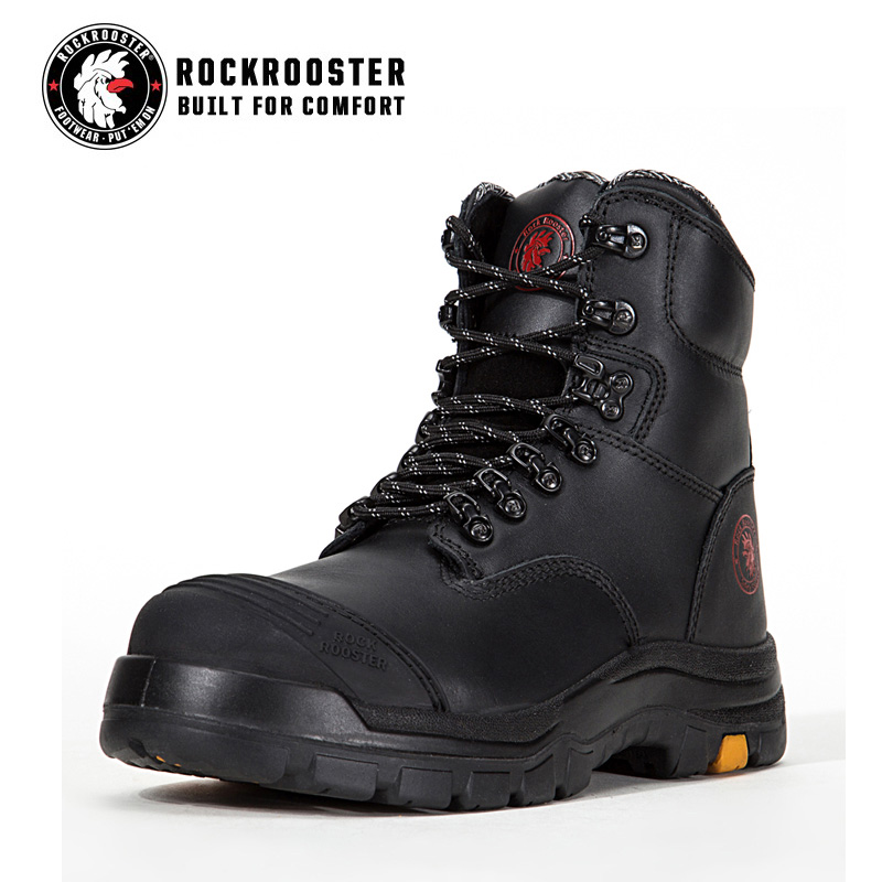 Knox Rockrooster Ak Series Men S Work Boots Lace Up