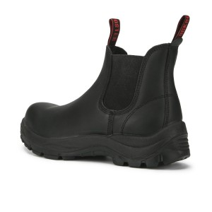 ROCKROOSTER AK SERIES MEN'S WORK BOOTS  ELASTIC SIDED BOOTS WITH COMPOSITE TOE CAP AK228
