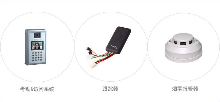 250mAh聚合物锂电池应用图