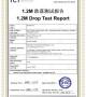 504060 跌落测试 中英文报告