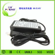 8.4V 4A 锂电池充电器