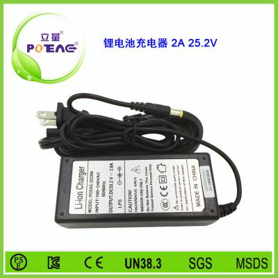 25.2V 2A 锂电池充电器