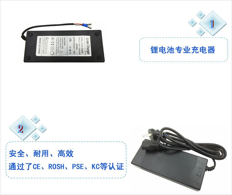 锂电池专业充电器