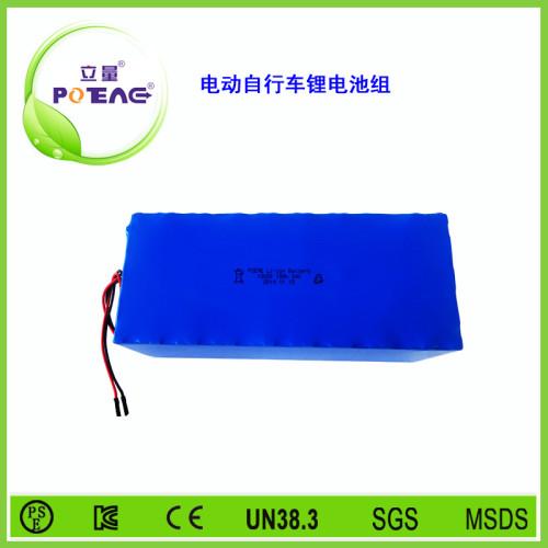 电动自行车锂电池组