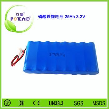 3.2V  26650 25Ah磷酸铁锂电池组