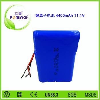 12V ICR18650 4400mAh锂电池组