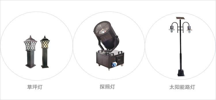 探照灯锂电池