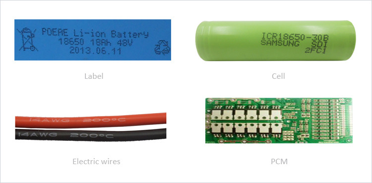48v rechargeable battery