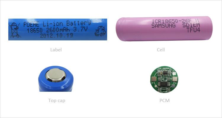 power pack battery