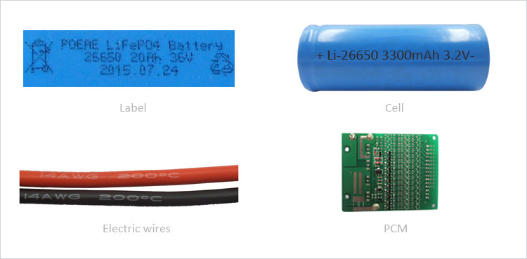 rechargeable 36v batteries