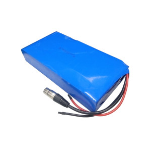 48v 10ah 18650 13s4p rechargeable lithium ion battery pack for electric scooter solar system France