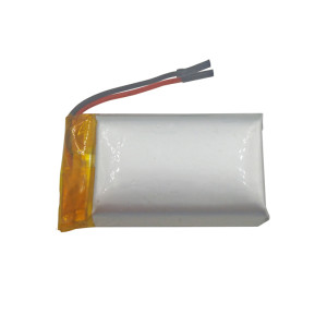 Rechargeable 103450 3.7v 1800mah li-polymer battery for heated gloves