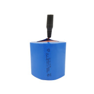 2s5p 18650 7.4v 10ah lithium ion battery pack for robots/medical devices Italy