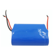 18500 1600mah rechargeable lithium ion battery 7.4v 11.84wh for tablet/solar lights in Canada