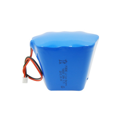 28Ah 18650 li-ion 3.7v rechargeable battery pack for portable searchlight night fishing lights Shenzhen