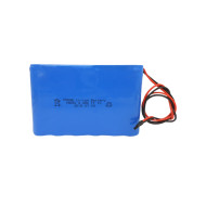Custom 12v 4400mah 3s 18650 li ion battery pack for security system/pump Mexico