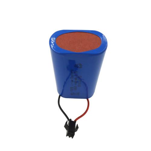 18650 1s2p 4400mah 3.7v rechargebale li-ion battery pack for multimeter/medical equipment Spain