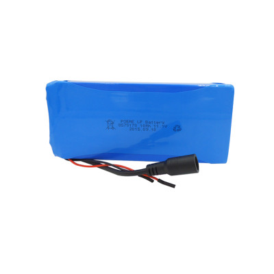 12v 10000mah 3s flat lipo battery for quadcopter/drone UK