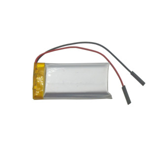 602040 3.7v 400mah rechargeable lithium polymer battery for rc cars helicopter manufacturer in China