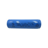 2600mah 3.7v 18650 rechargeable lithium ion battery for fusion curing light Dongguan