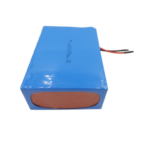 7S8P 18650 20800mah 26V lithium ion battery pack for golf cart lawn mower Canada