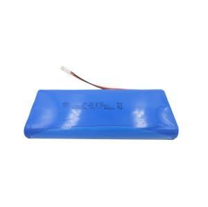 3s2p 6-cell 18650 li-ion 11.1v 5200mah battery pack for eg machine emgergency lighting sales in Singapore