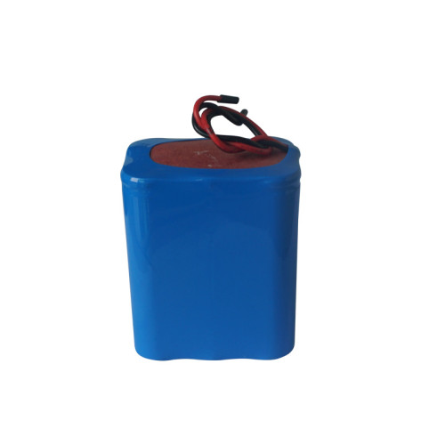 1S6P 3.7V 15.5Ah rechargeable lithium battery pack for fishing light ecg monitor Shenzhen
