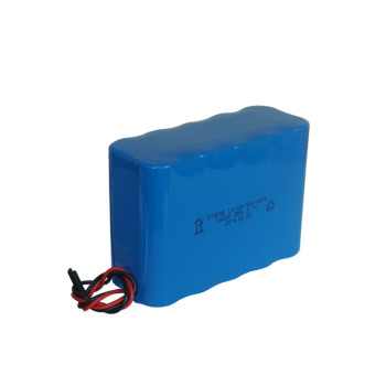 OEM 1s10p 3.7volt 30 amp hour lithium ion battery packs for hunting lamps medical equipment sales in Mexico